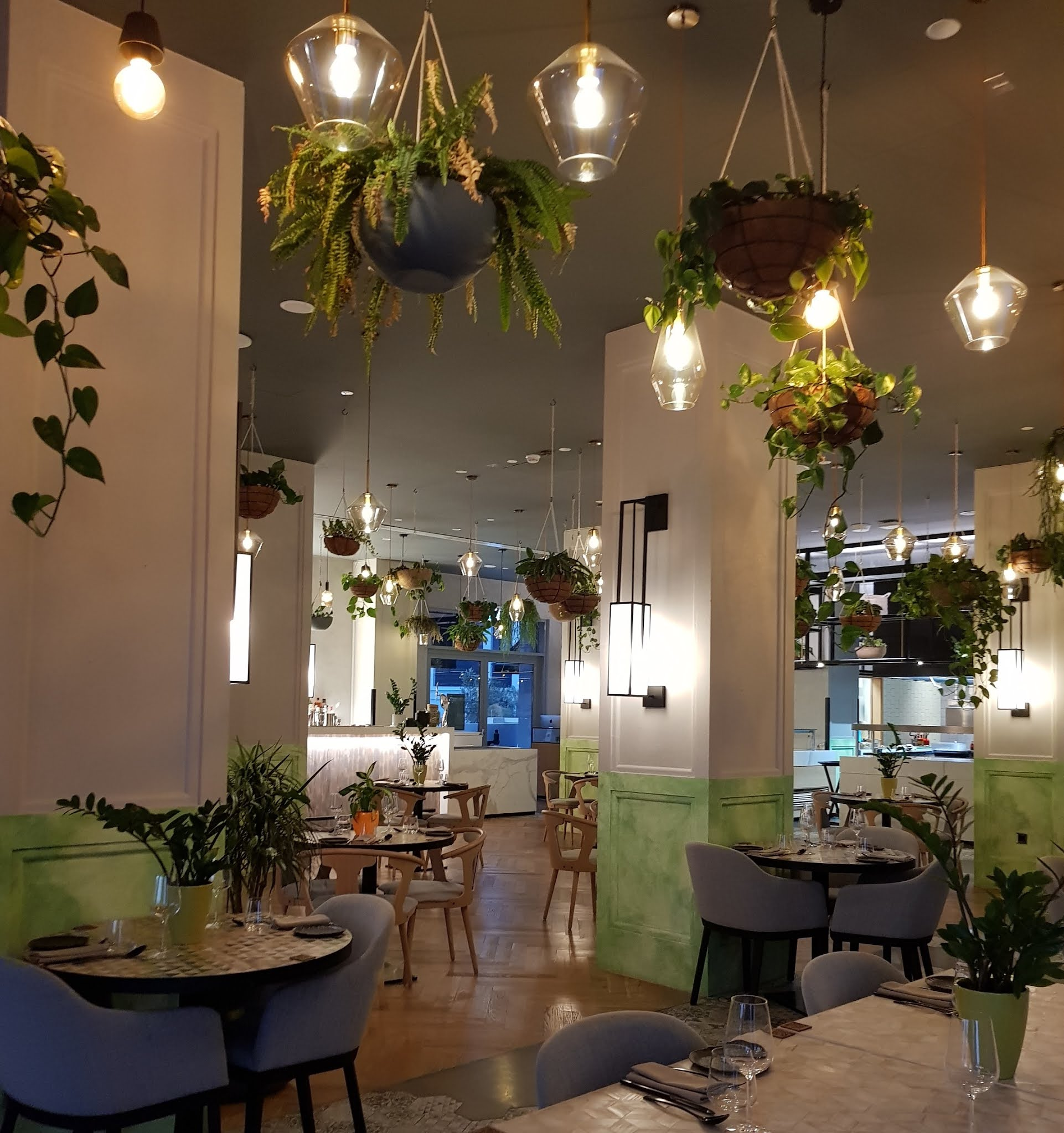 Soulgreen restaurant in Dubai - Vegan friendly restaurants in Dubai