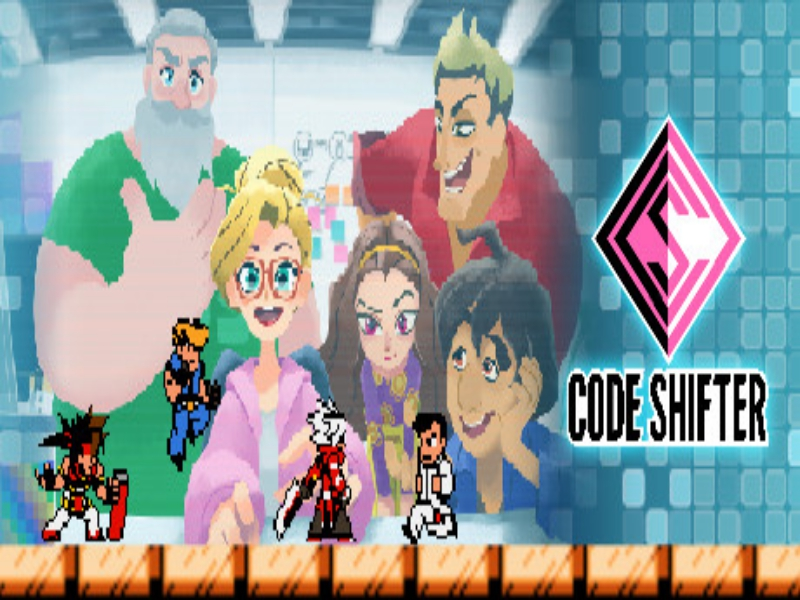 Download CODE SHIFTER Game PC Free