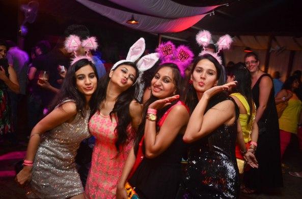 parties in Goa
