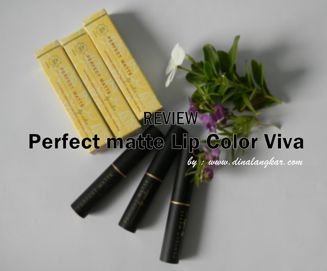 VIVA PERFECT MATTE Lip color (Review)