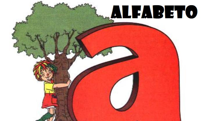ALFABETO - SÍTIO DO PICAPAU AMARELO