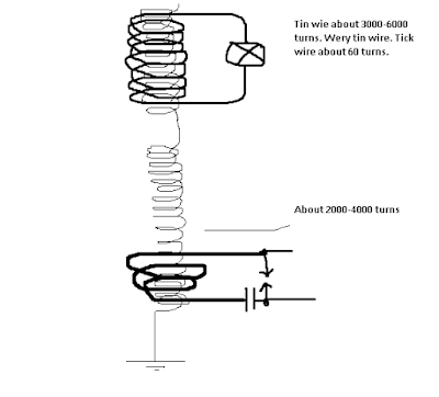 Turn high voltage from Tesla coil to low voltage for use