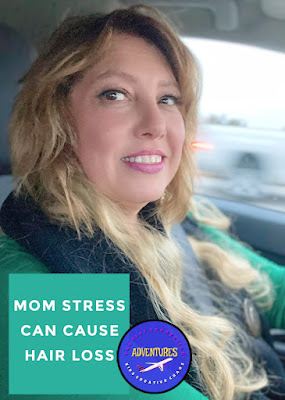 How Mom Stress Can Cause Hair Loss