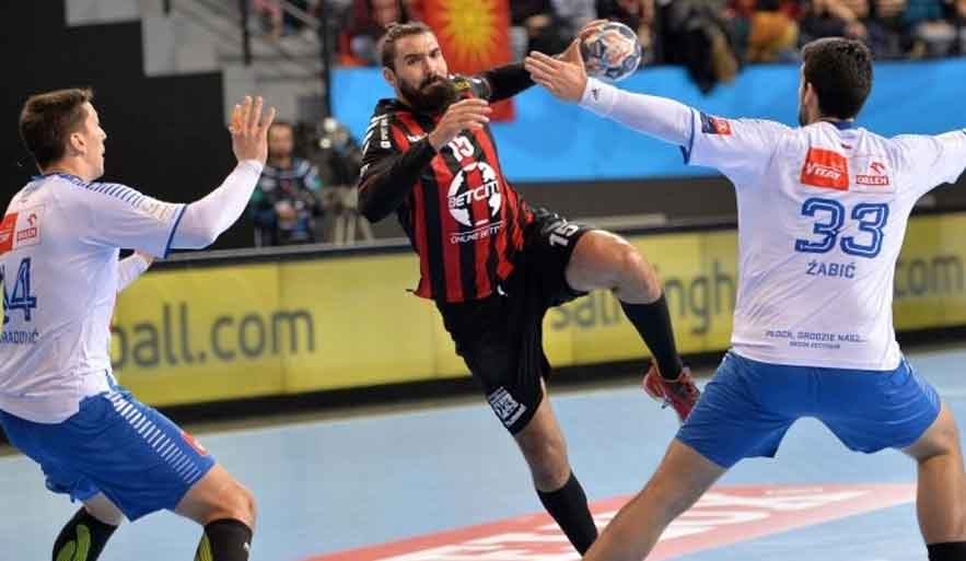 Handball CL: Vardar draws against Wisla in final group match