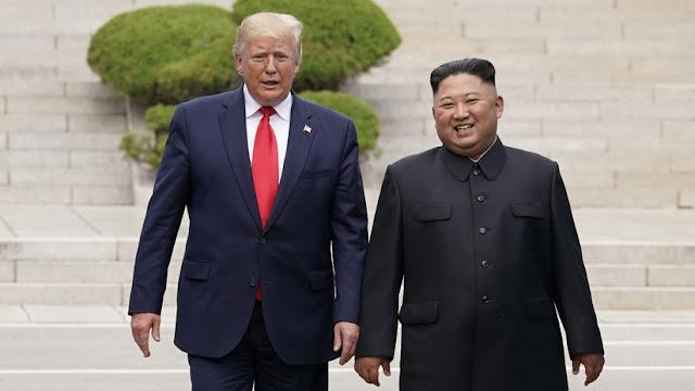 """""""Kim no quiere decepcionar a su amigo Trump"""": el presidente de EE.UU. descarta que los lanzamientos norcoreanos violen lo acordado en Singapur"""
