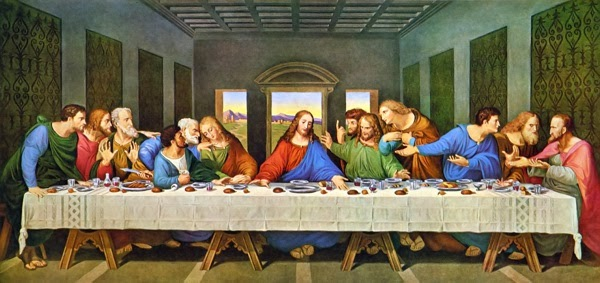 The Last Supper Oil Painting