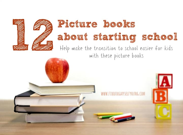 12 picture books to help make starting school easier for children