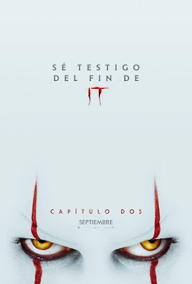 It: Chapter Two |2019| |DVD| |NTSC| |Custom| |Latino LINE|