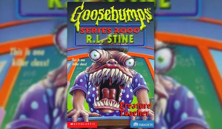 Goosebumps ซีรีส์ 2000 เล่ม 2 ครูปีศาจ - ครูผู้หิวโหยที่ต้องกินนักเรียน 1 คนทุกปี