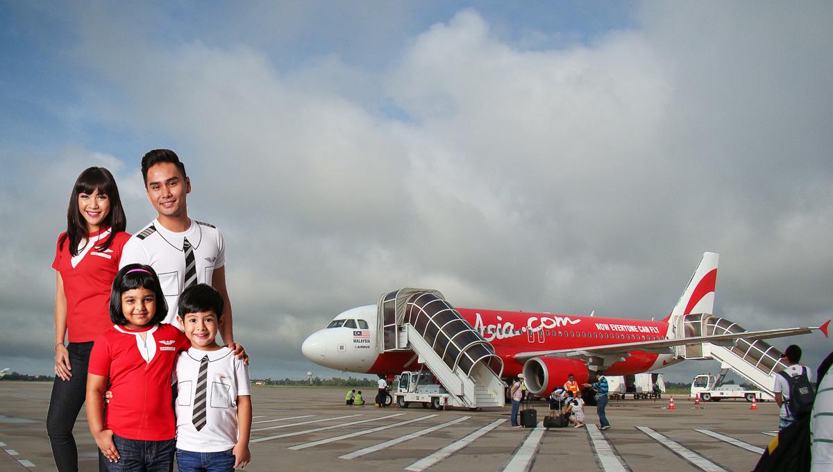 AirAsia introduces limited edition T-shirts to raise funds for MAKNA, MAKNA Malaysia, Malaysia funds raising, raising funds with selling tshirt, Air Asia raising funds, tshirt Air Asia, Air Asia pilot Tshirt,