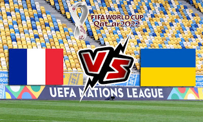 اوكرانيا و فرنسا بث مباشر