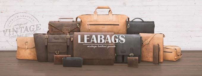 متجر leabags لحقائب اليد والكتف والمحافظ يضيف خدمة الدفع عبر بيتكوين