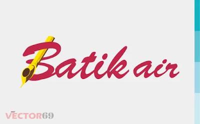 Batik Air Logo - Download Vector File SVG (Scalable Vector Graphics)