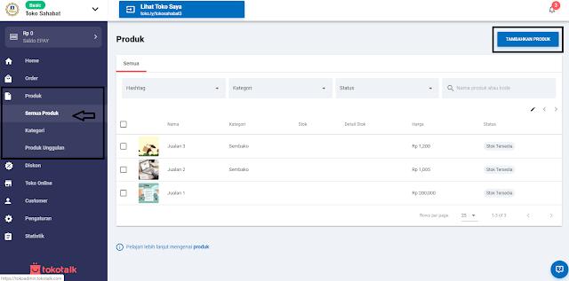 Membuat Aplikasi Android Online Shop