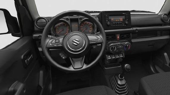 Spesifikasi Lengkap Mobil Suzuki Jimny Lite