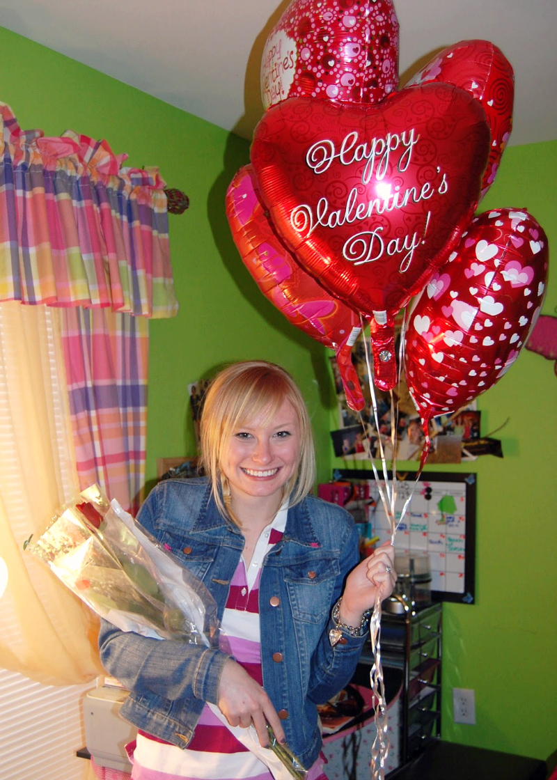Flashback Friday: Valentine's Day | Organized Mess