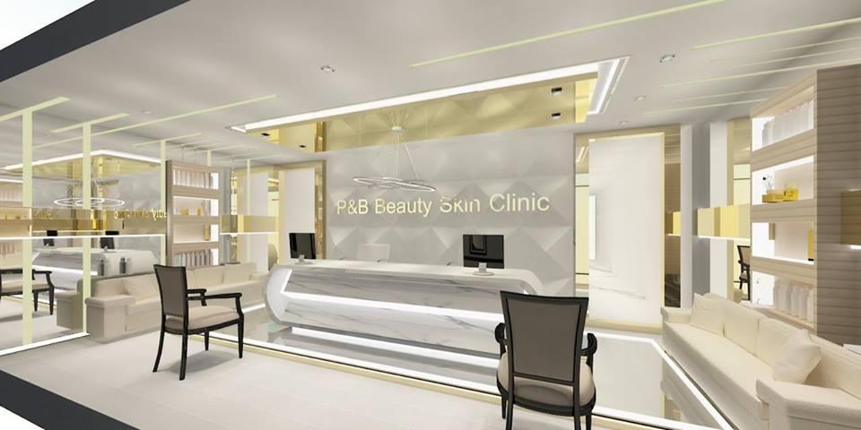 Built In Interior 3d P B Beauty Skin