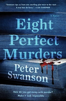 Eight Perfect Murders by Peter Swanson pdf