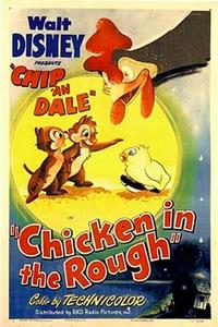 Poster Chicken in the Rough