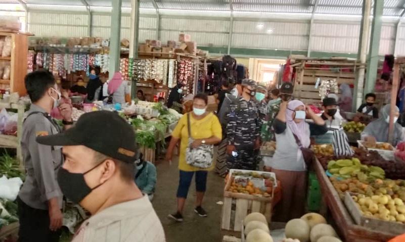 Warga Diimbau Tak Gunakan Perhiasan Mencolok saat ke Pasar