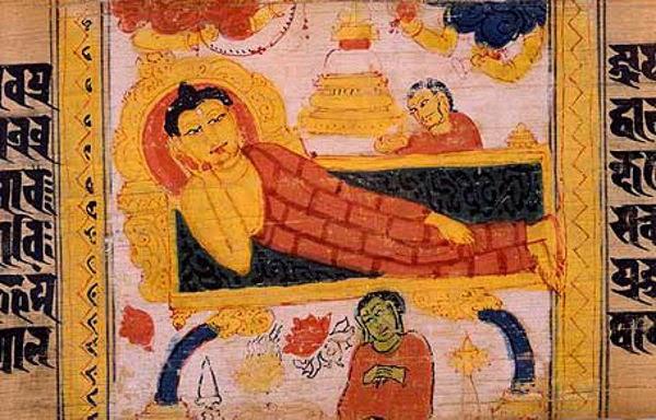 Gautama Buddha, zulkifli