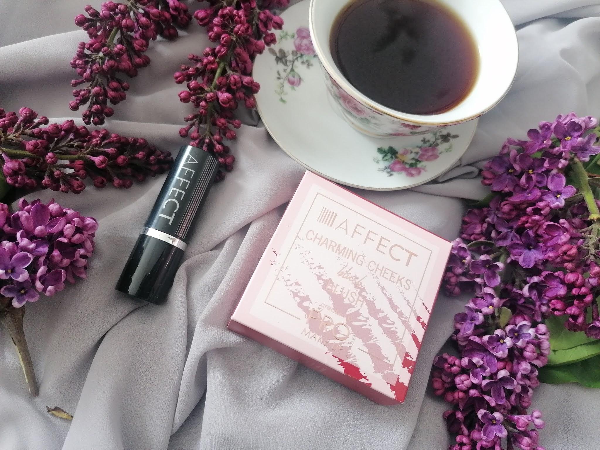 Affect Charming Cheeks Blush / Róż do policzków / Always On Rouge