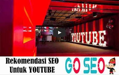 Rekomendasi SEO untuk YouTube