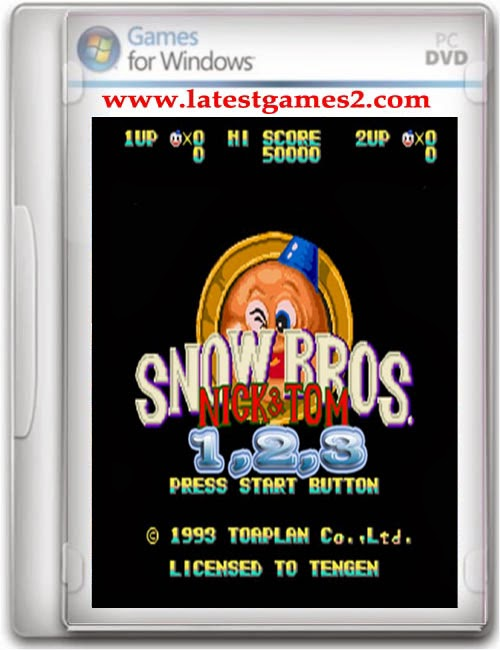 Free Download Snow Bros 1 2 3 Nick & Tom PC Game