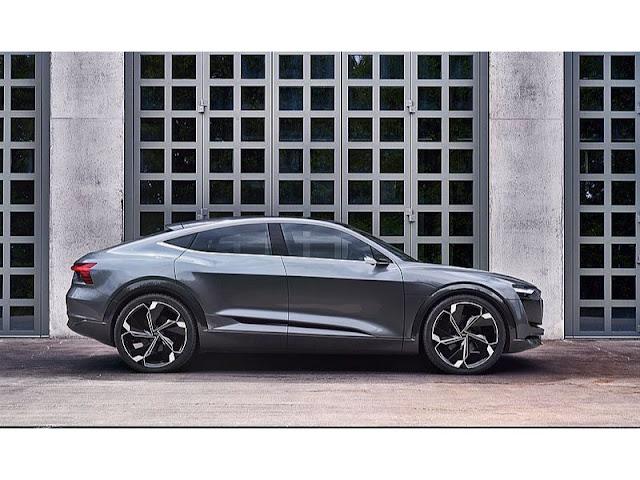 Audi e-Tron Sportback price and Spec