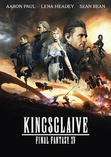 Kingsglaive: Final Fantasy XV - BDRip Dual Áudio