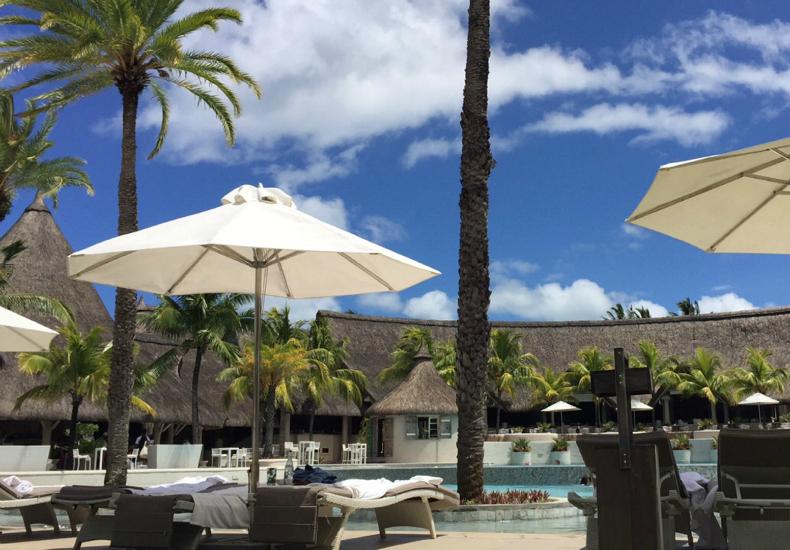 LUX Belle Mare Mauritius Pool