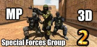 Special Forces Group 2 Apk Mod Dinheiro Infinito