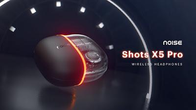 Noise Shots X5 Pro