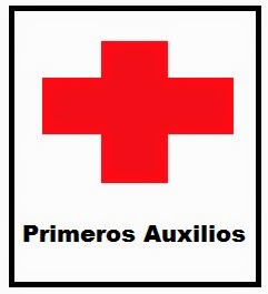Cruz roja de primeros auxilios
