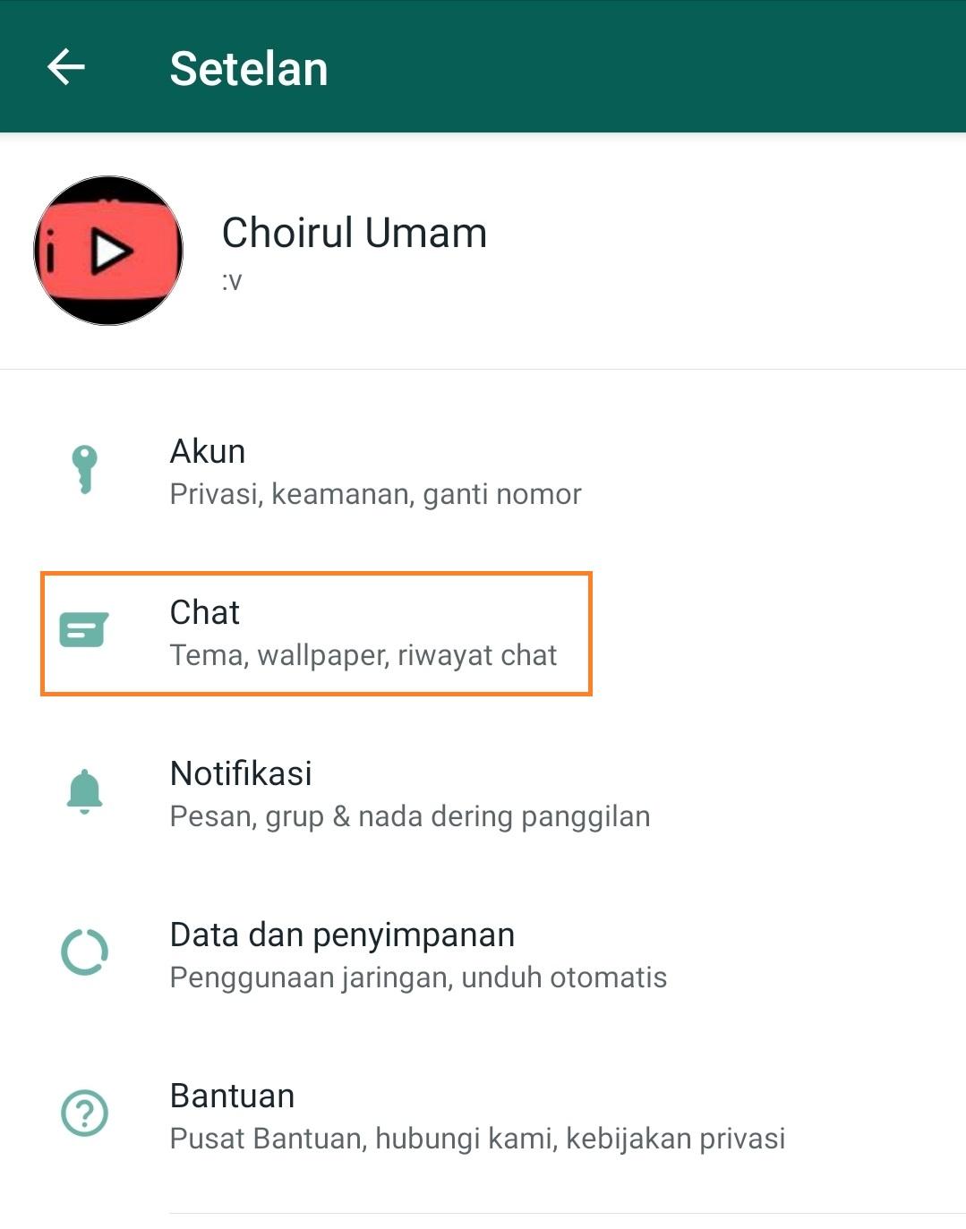 Cara Memindahkan Whatsapp ke android lain