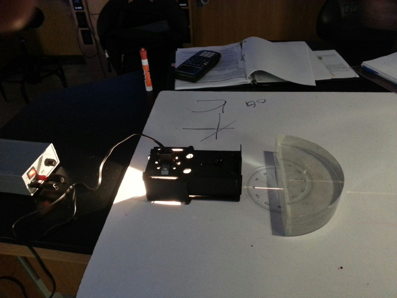 Reflection And Refraction Lab Bending Light 03 01