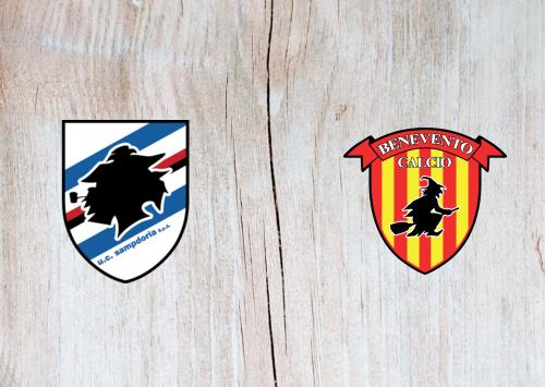 Sampdoria vs Benevento -Highlights 26 September 2020