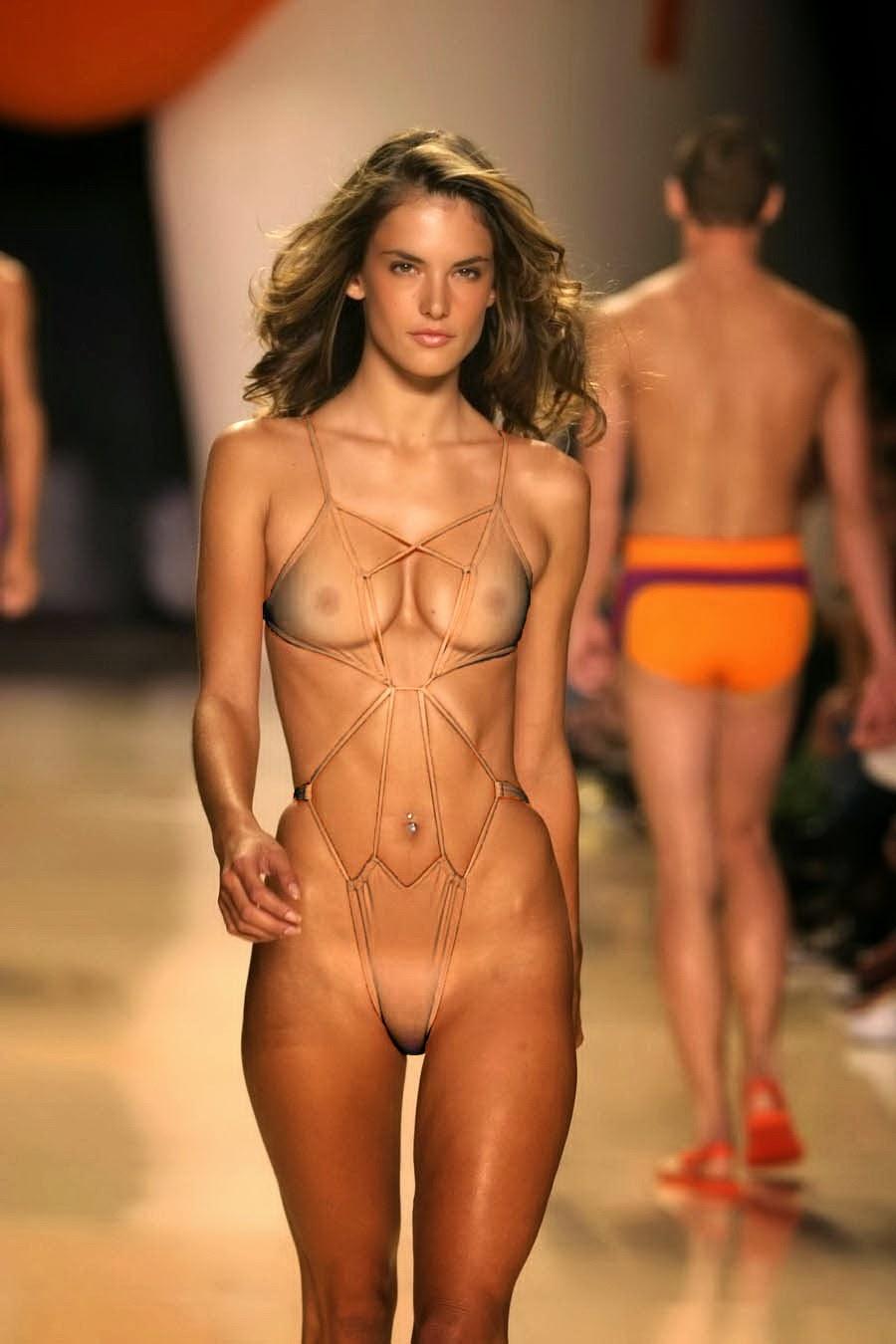 Alexandra Ambrosio Naked 55