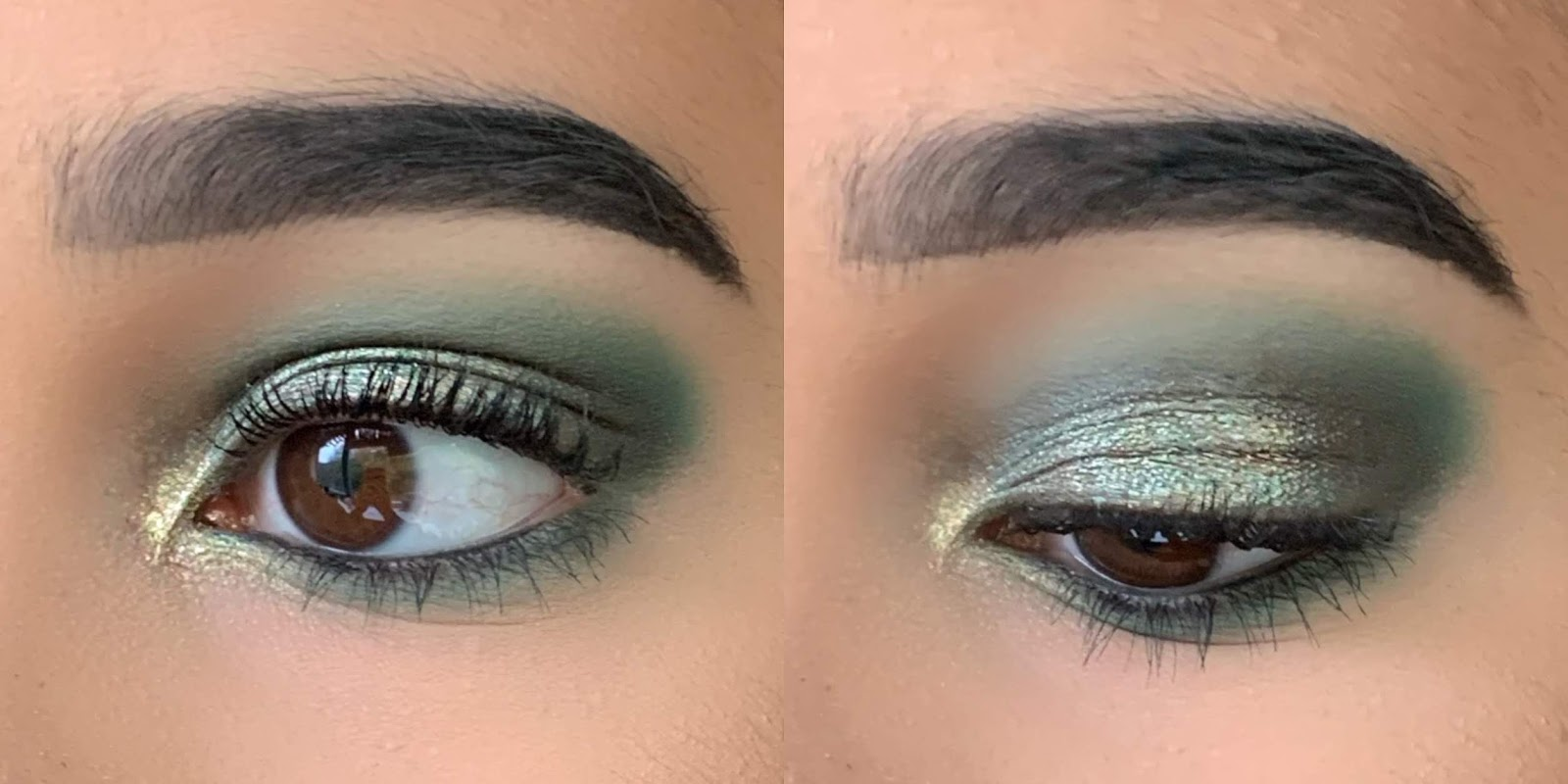 Patricia Bright Palette Eye Shadow Look 2