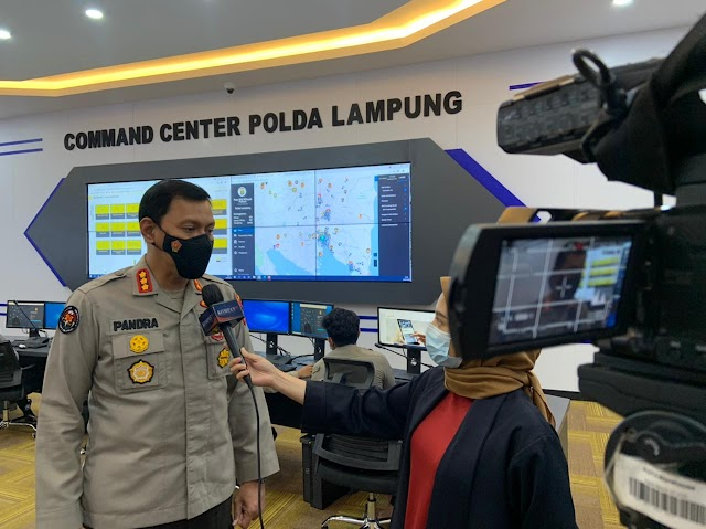 10 orang ditetapkan tersangka pasca pengerusakan Polsek Candipuro