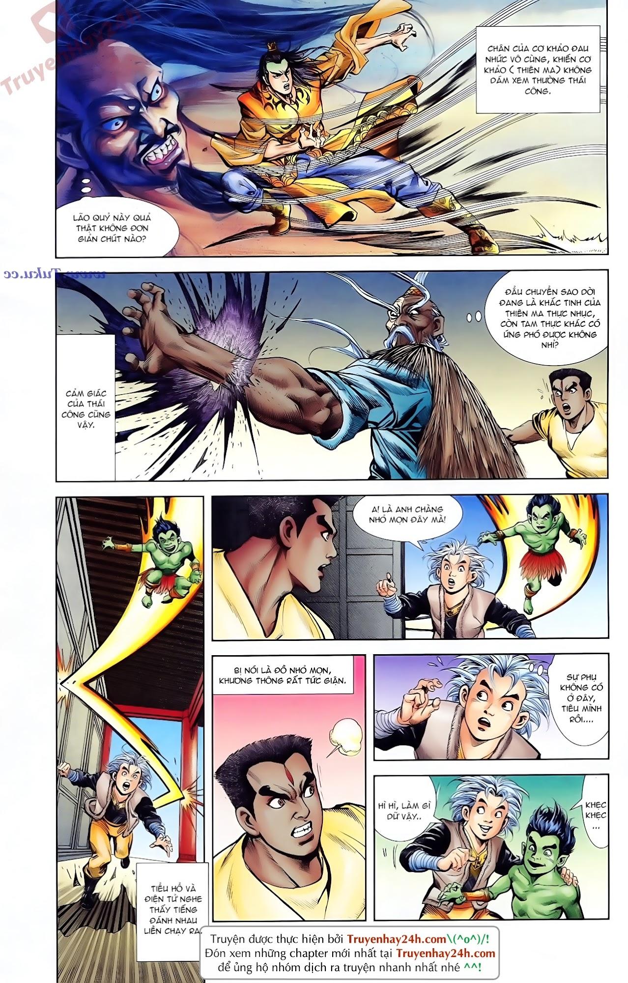 Cơ Phát Khai Chu Bản chapter 77 trang 19