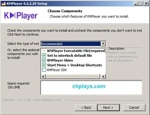 Hướng dẫn cài đặt KMPlayer trên máy tính e