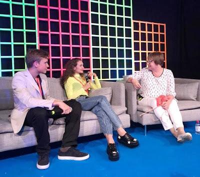 Tuula Kyrölän haastattelu Tubecon 2019