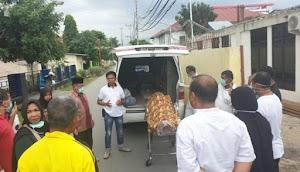Lelaki yang Tewas di Danau Singkarak, ternyata Sedang Dirawat di RSUP M Djamil Padang
