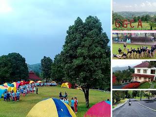 Gunung Geulis Camp Area GGCA Bogor