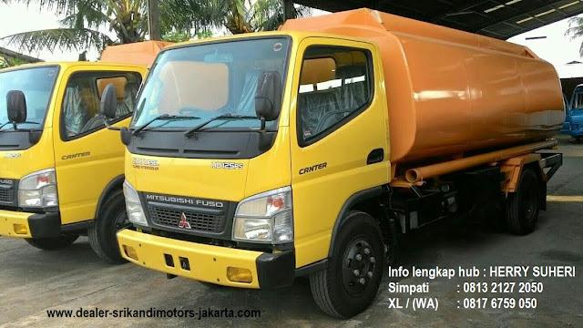 kredit dp kecil truk tangki cpo colt diesel 2019, kredit dp minim tangki cpo mitsubishi canter 2019