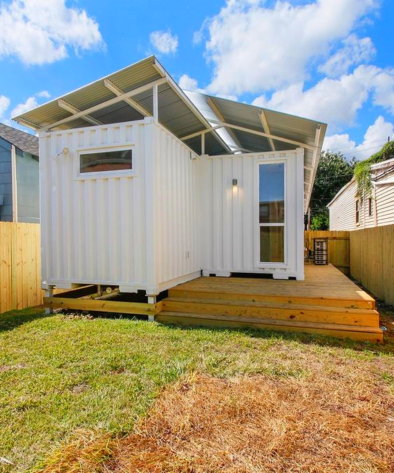 3 Bedroom Shipping Container Home, New Orleans, Louisiana 15