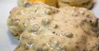 Bill's Sausage Gravy Recipe