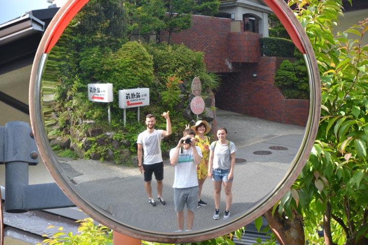 Reisen nach Hakone Japan