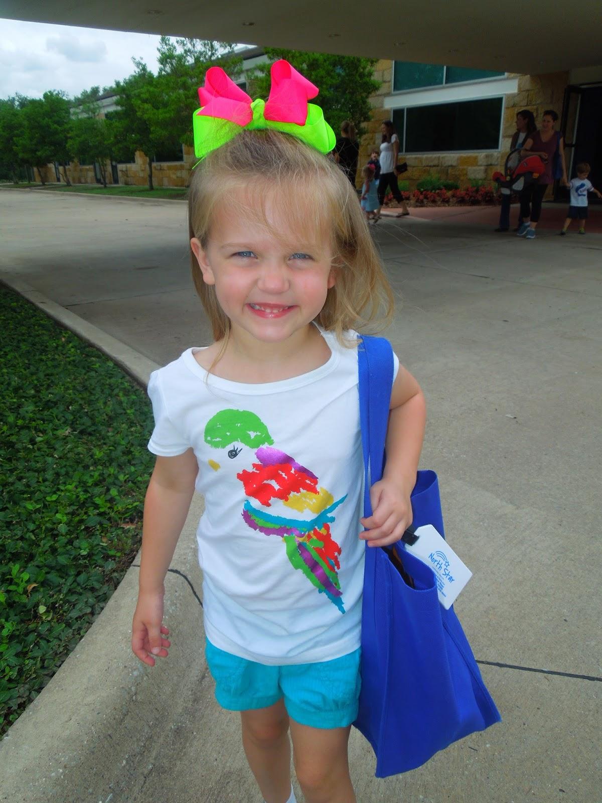 The Hays Family Bye Bye North Star Hello Kindergarten